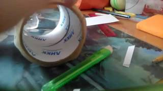 Баскетбольное кольцо из бумаги