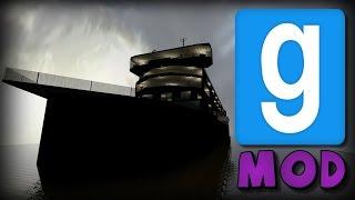 Garry's Mod: RMS Gladiator SINKING SHIP Mod Showcase