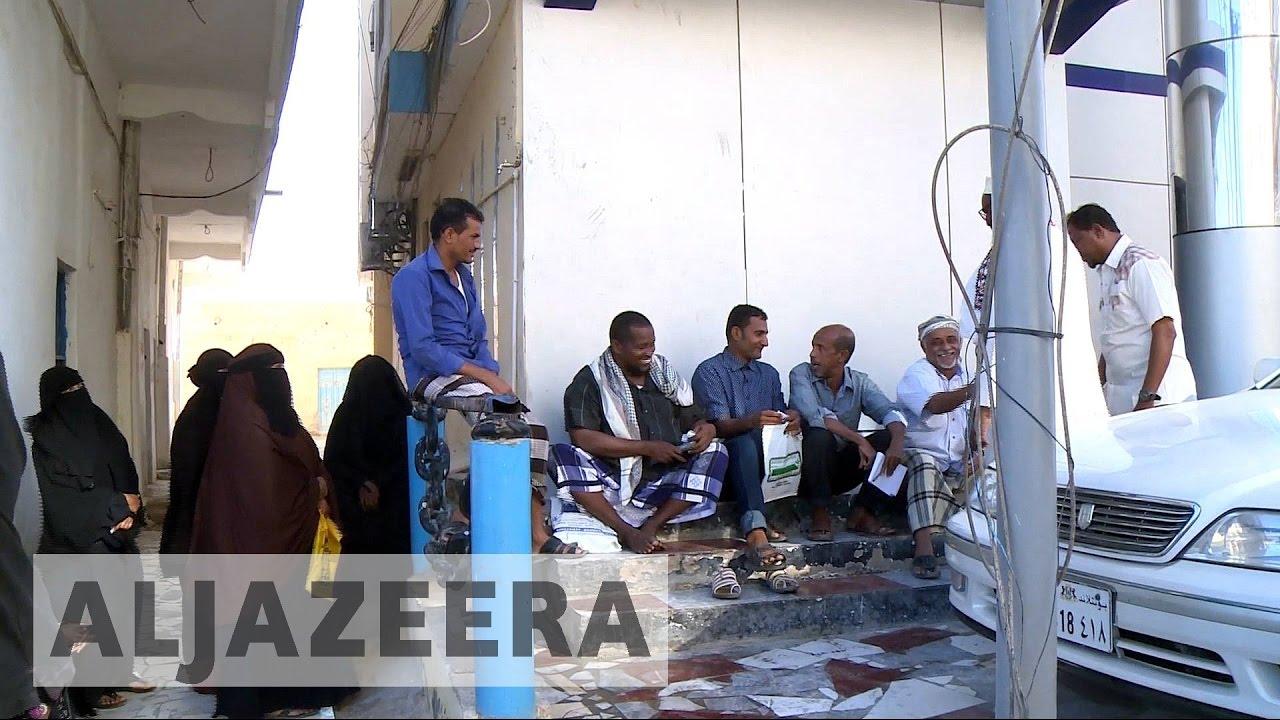 Yemeni refugees in Somalia struggling to survive