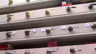 видео магазин дверной фурнитуры