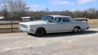 20140401 Lot #4, 1964 Chrysler New Yorker