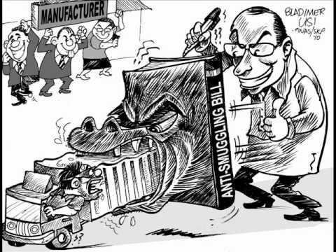 Pinas editorial cartoon by Bladimer Usi