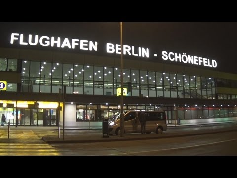 Berlin Schonefeld Airport from Poznań by BerlinExpress