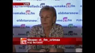 CT.FM: в гостях Ирина Туманова