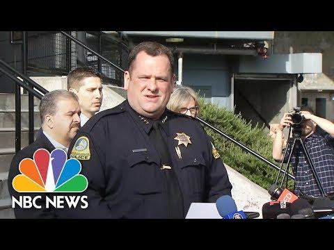 YouTube Shooter Visited Gun Range On Morning Of Shooting | NBC News