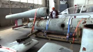 Video The National Museum of the US Air Force - Part 4 - Restoration Hangar download MP3, 3GP, MP4, WEBM, AVI, FLV Juni 2018