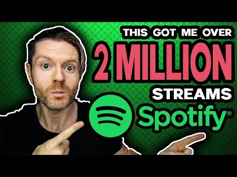 Spotify Hacks | Best Ways To Get On Spotify Playlists - This Got Me Millions of Streams Mp3