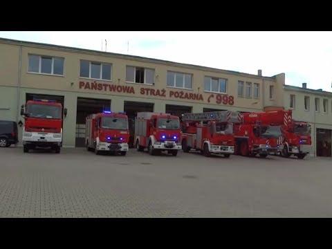 Gdańska Straż Pożarna 2k16 /  Gdansk Fire Department 2k16