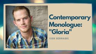 """Contemporary Monologue: """"Gloria"""""""
