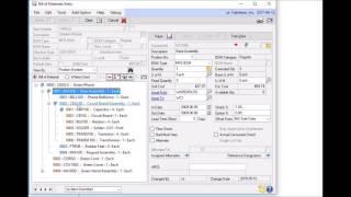 WilloWare BOM Archive for Microsoft Dynamics GP
