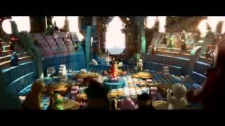 Лего. Фильм - Трейлер №2 (дублированный) 720p