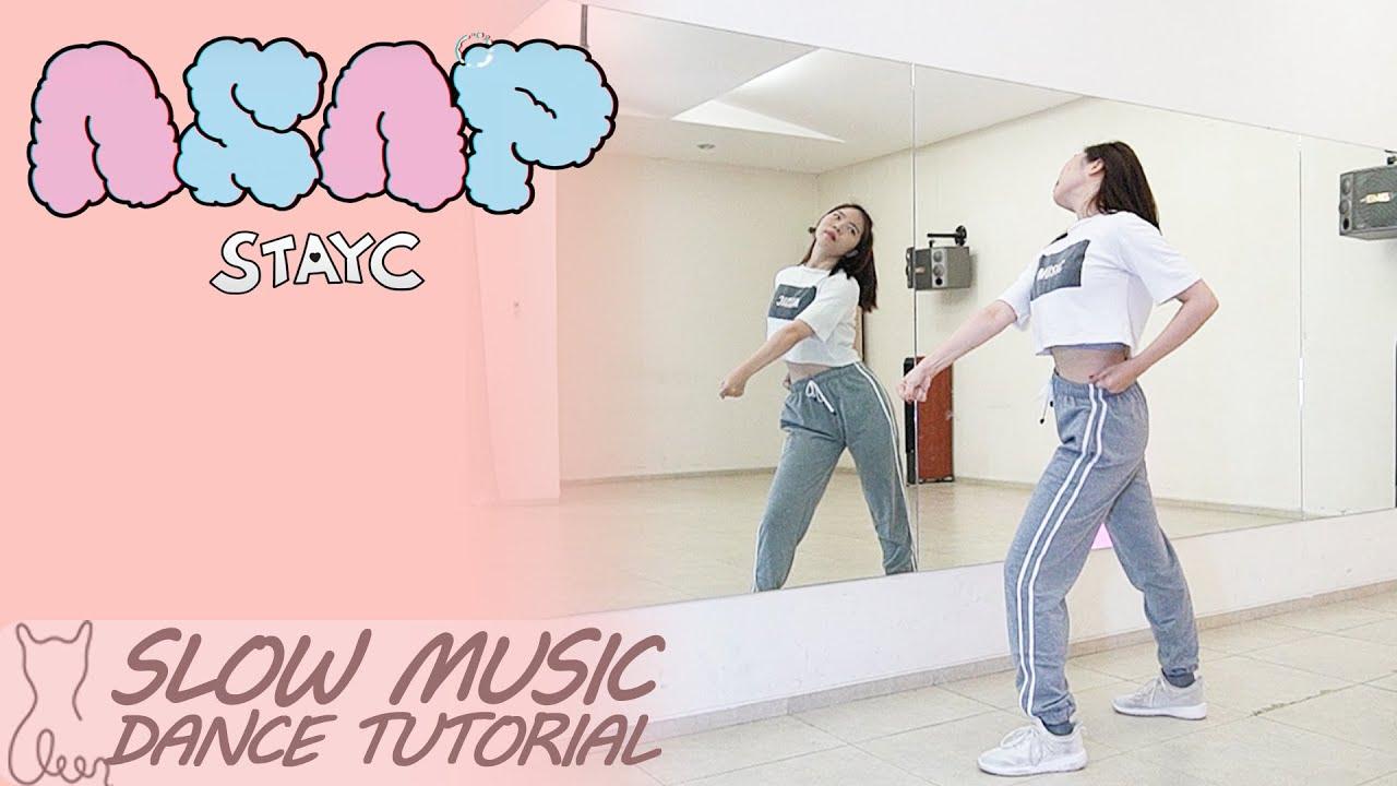 Download STAYC(스테이씨) 'ASAP' Dance Tutorial | Mirrored + SLOW MUSIC