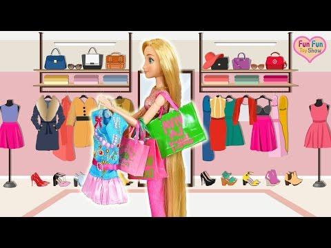 Doll Fashion Boutique Shop for Barbie! Toko pakaian boneka Barbie  متجر ملابس الدمية باربي