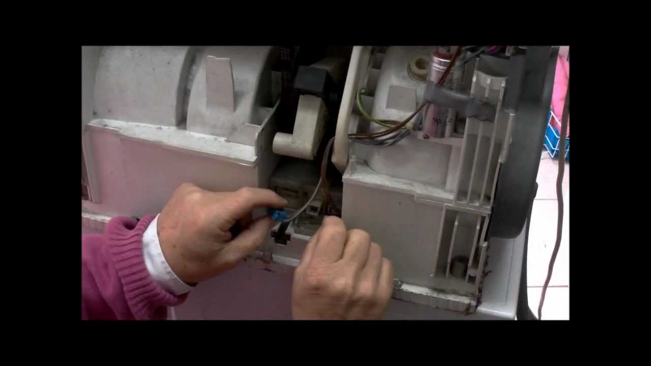Bosch Tumble Dryer Pump Cleaning