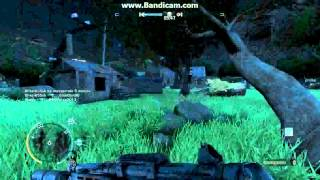 FarCry3 - Multiplayer Gameplay on Beta Maps
