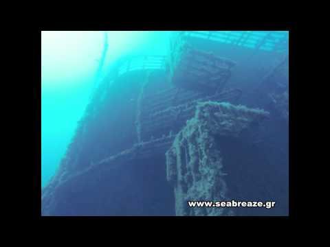 MS Express Samina Shipwreck