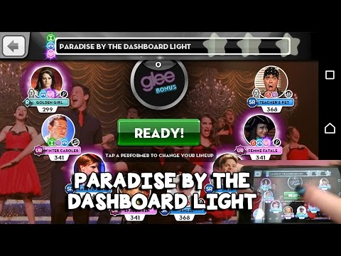 Paradise By The Dashboard Light (Glee Forever) Expert FC