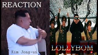 Реакция Северной Кореии Ким Чен Ын на клип LittelBig - Lollybomb Reaction Kim Jong un LollyBomb.