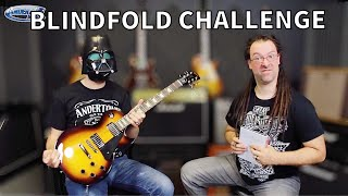 The Blindfold Epiphone vs Gibson Challenge