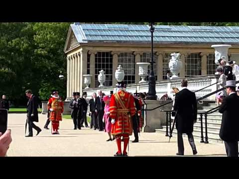 Royal Garden Party, BuckinghamPalace with TheQueen