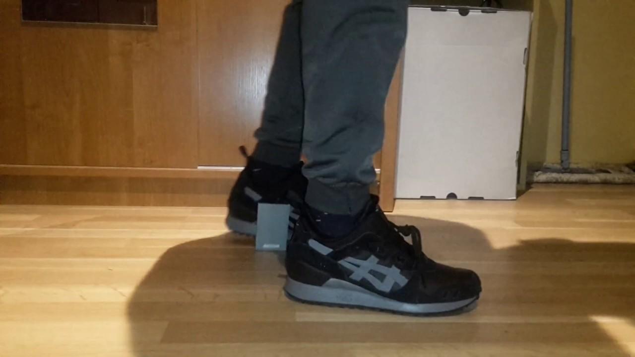 Asics Gel Lyte MT unboxing \u0026 on feet