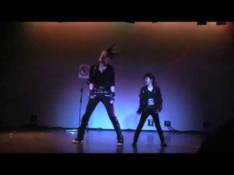 SPEED DEMON (Michael Jackson Tribute) ファミリー編