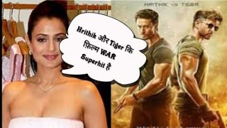 Hrithik Roshan's co-star Ameesha Patel reaction on Hrithik Roshan & Tiger Shroff upcoming film War
