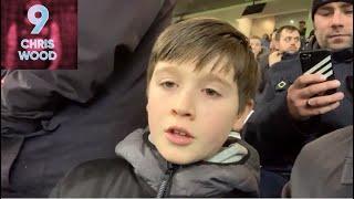 Manchester United v Burnley | Match Day Vlog | Premier League | 22.01.2020