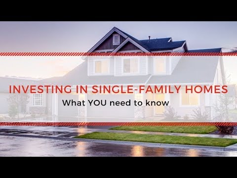 Investing in Single-Family Homes | Mi Biz Rap Radio Show