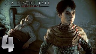 A Plague Tale Innocence. Прохождение. Часть 4 (Ферма Лаврентия)