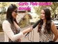 Indian Girls Openly Talk About BOOBS | Must Watch