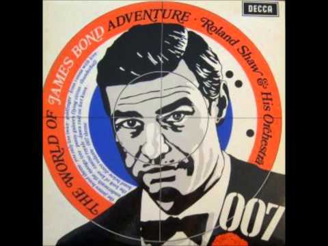 Roland Shaw - Jump Up! (Dr. No) (The World Of James Bond Adventure) (Vinyl)