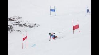 World Ski & Snowboard Festival 2018 -  Saudan Couloir Ski Race Extreme presented by Kokanee