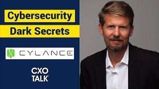 Cybersecurity with Stuart McClure Cylance (CxOTalk #324)