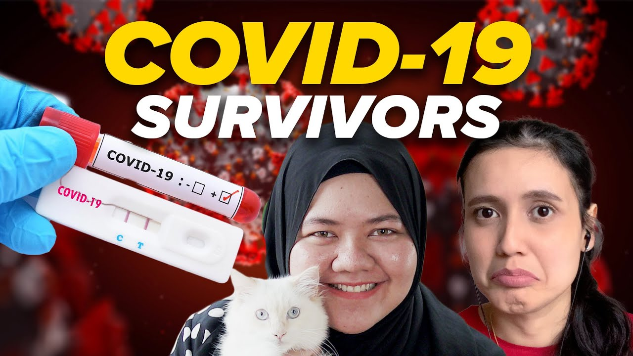 I Survived COVID-19