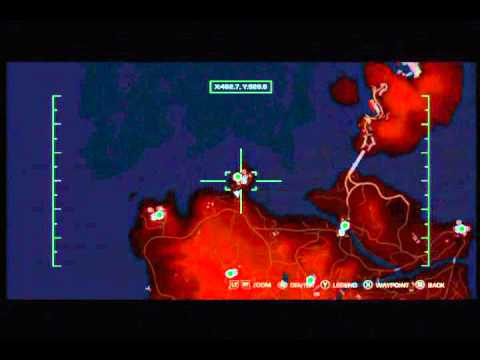 Far Cry 3 Blood Dragon Where To Find The Neon Snake