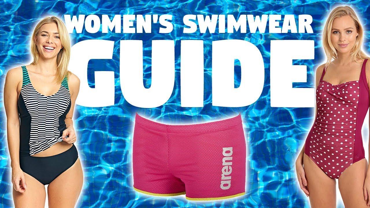 42023381986ff Women s Swimwear Guide - YouTube