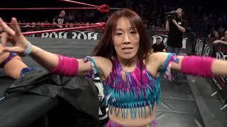 Women of Honor Championship Match: Chardonnay vs Sumie Sakai