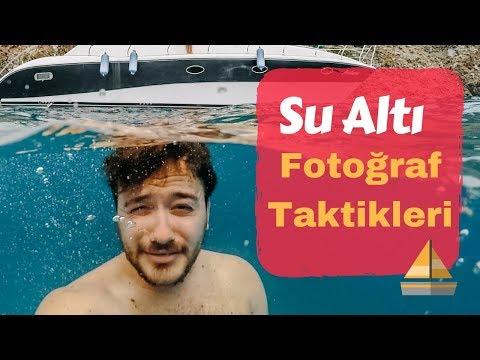 SU ALTINDA Daha İyi Fotoğraflar için 5 İPUCU! - Trail of Us VLOG 2