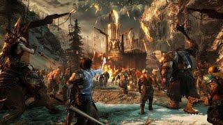 Прохождение Middle-earth™ Shadow of War™ ➤ 🔥 №13 Захват крепостей. ФИНАЛ