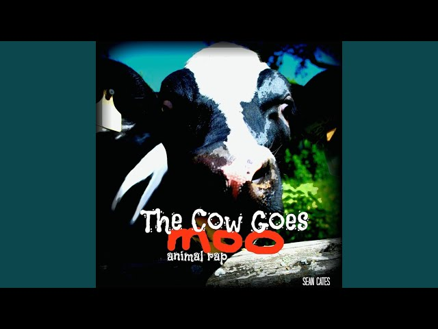 the cow goes moo animal rap sean cates shazam