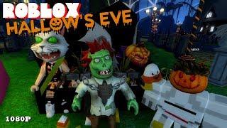 Roblox HALLOW'S EVE EVENT 02 - ESCAPE ROOM VIRTUAL REWARDS