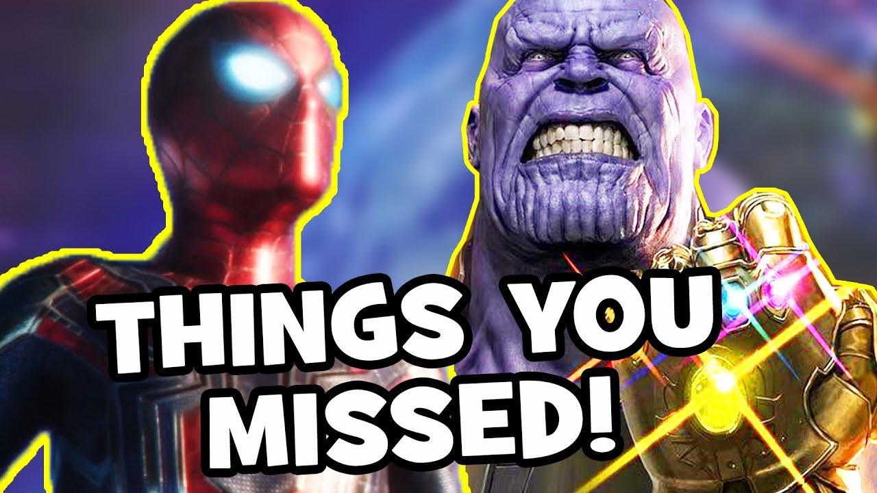 Avengers Infinity War Trailer Easter Eggs Stones Things Funko Pop Marvel Avenger 3 Captain America Nomad You Missed Full Analysis