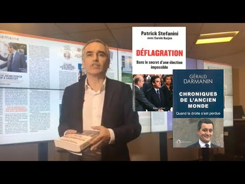 Gérald Darmanin et Patrick Stefanini : le lourd bilan la campagne Fillon