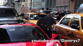 Как работает дорожная полиция в России и США