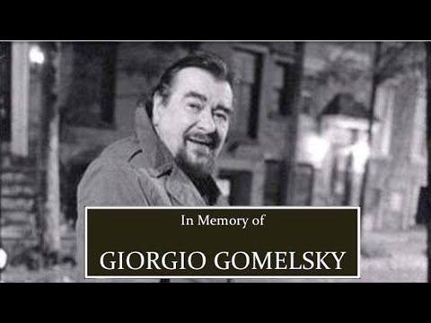 Giorgio Gomelsky Memorial Service - Feb 27 2016