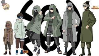 Naruto characters: Aburame Shino