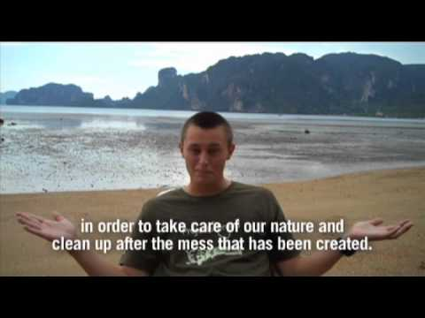 Projects Abroad: Conservation in Thailand