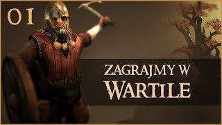 Zagrajmy w WARTILE - Taktyczny RPG z Vikingami #01 - Tajemnicza Plaga - GAMEPLAY PL