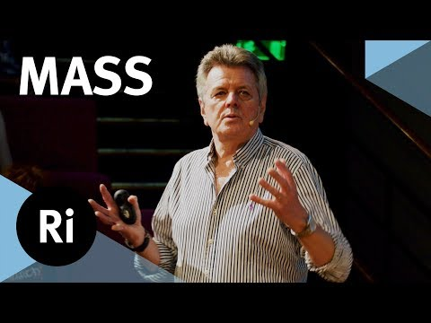The Concept of Mass - with Jim Baggott